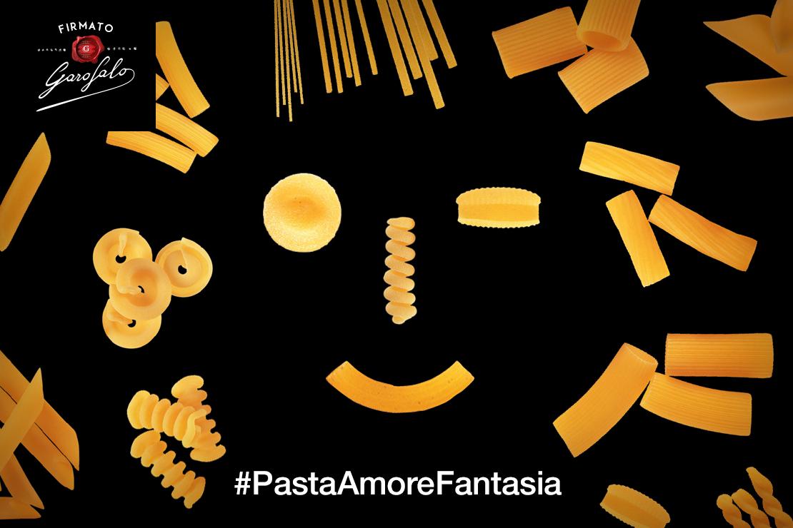 #PastaAmoreFantasia
