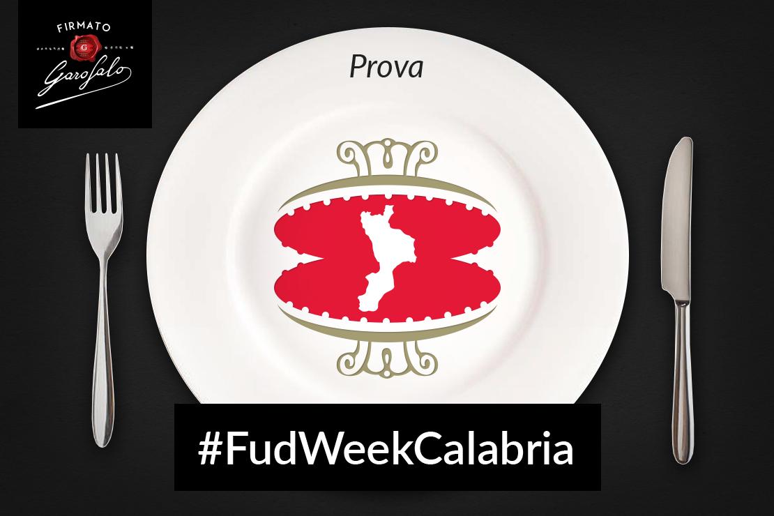 #FudWeekCalabria
