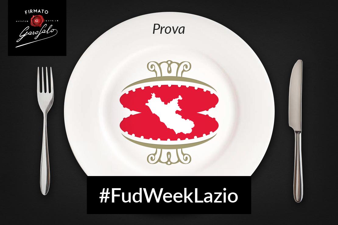 #FudWeekLazio