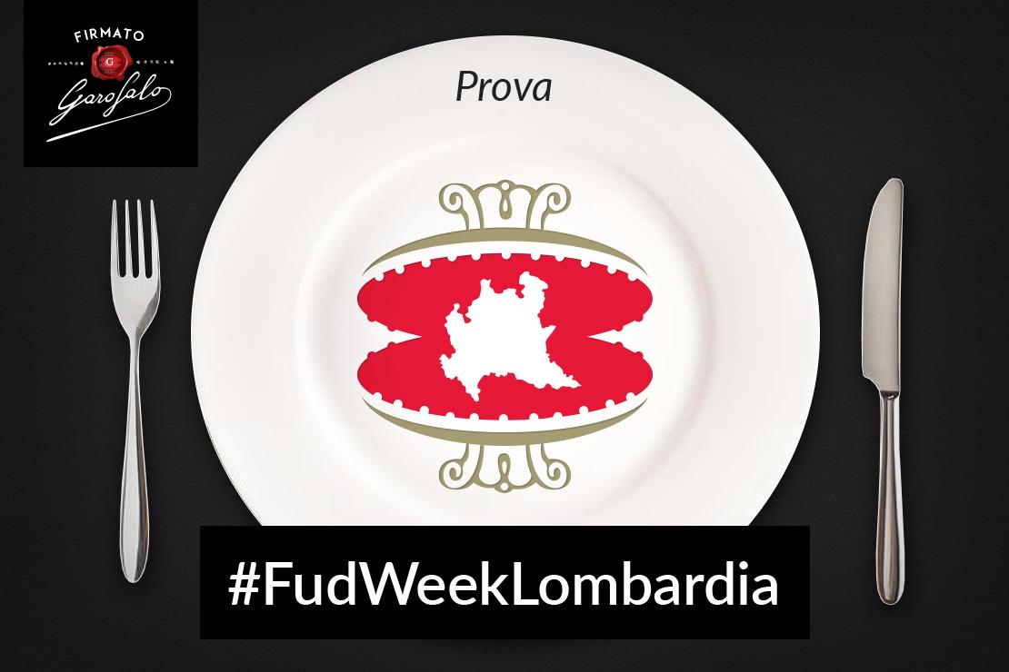 #FudWeekLombardia
