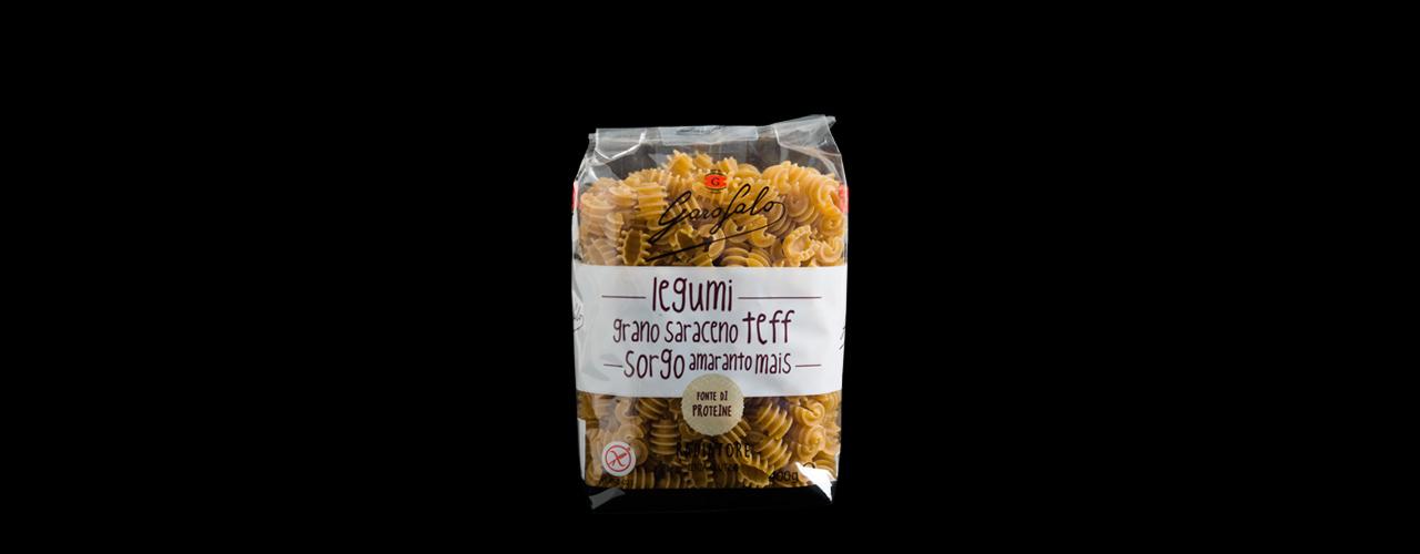 Legumi e cereali senza glutine   Radiatore