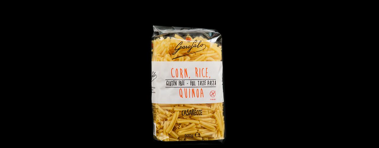 Type of pasta - short   Casarecce