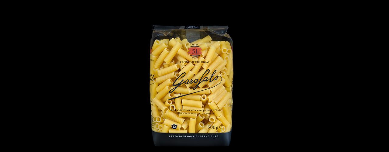 Pasta Corta 51 Cannolicchi rigati