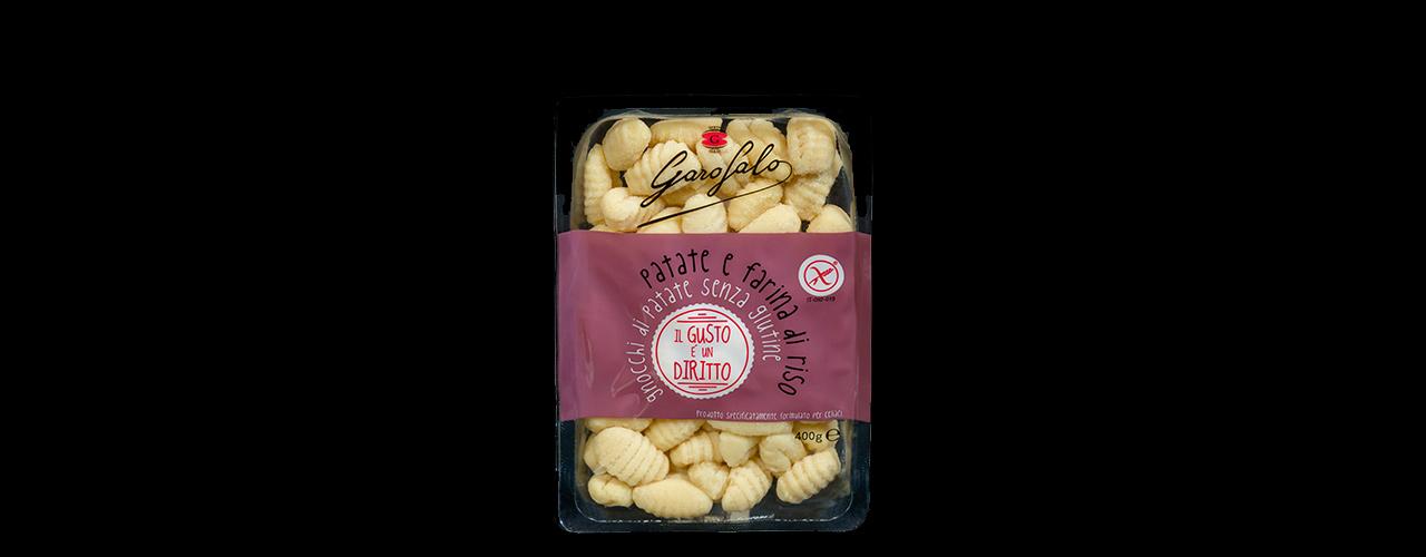 Gnocchi Senza Glutine   Gnocchi di patate senza glutine