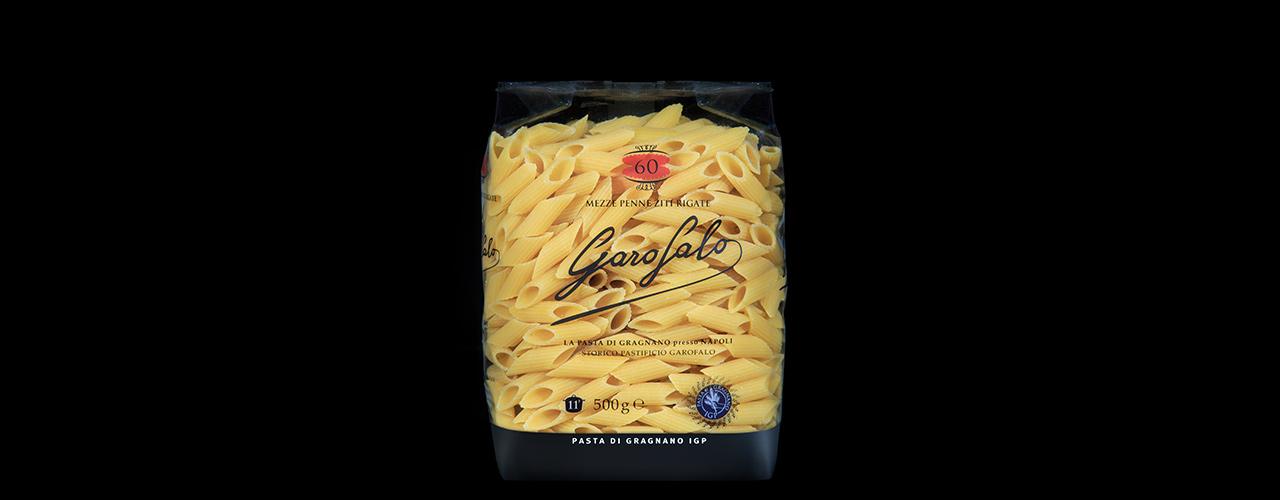 Pasta Corta 60 Mezze penne rigate