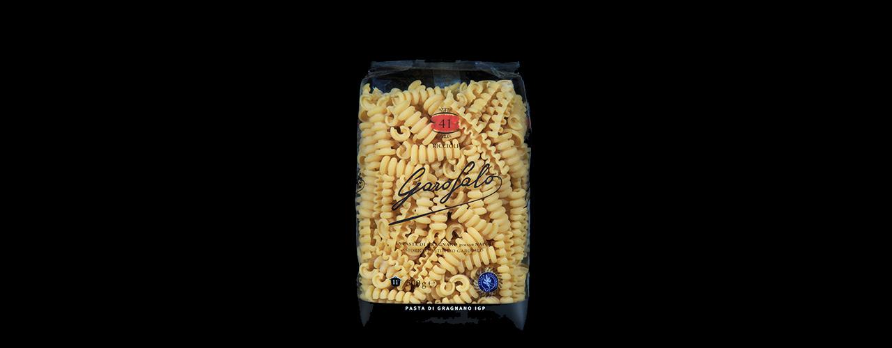 Pasta Corta 41 Riccioli