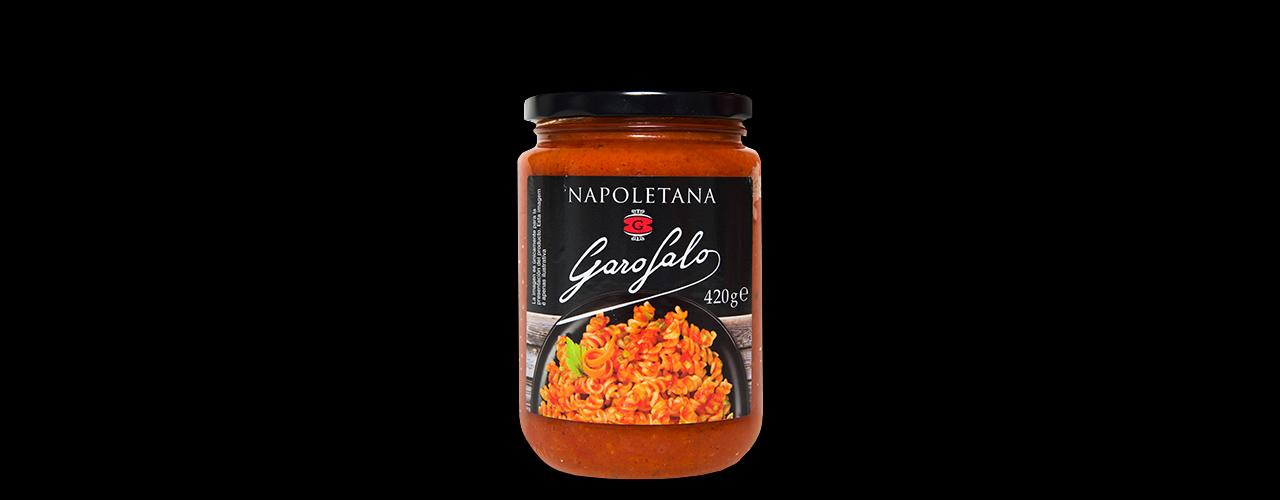 Salsa   Salsa a la Napoletana