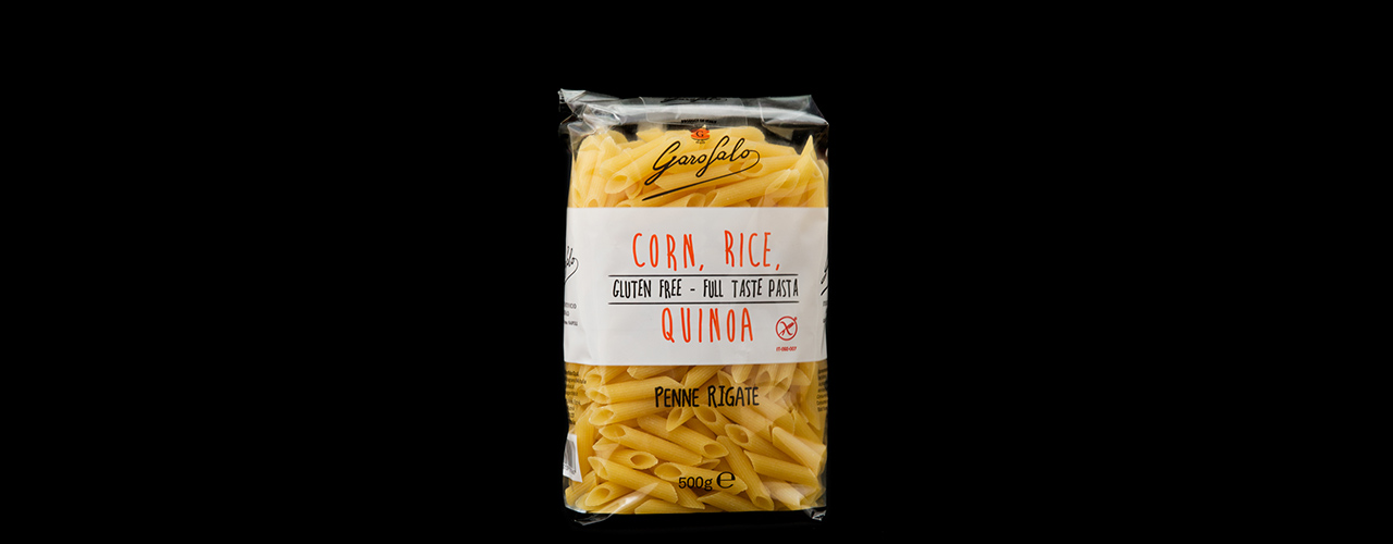 Type of pasta - short   Penne Rigate