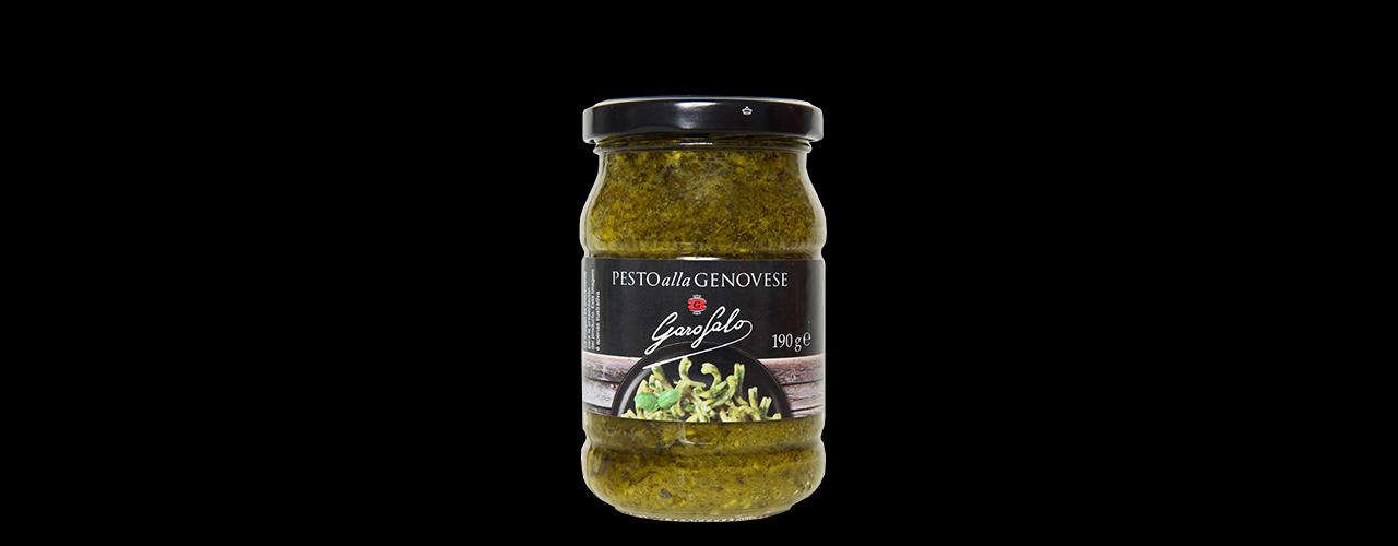 Pesto   Pesto alla Genovese