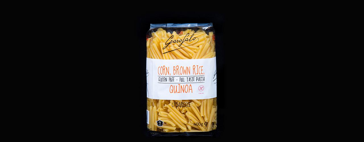 Gluten Free Short Cuts   Casarecce