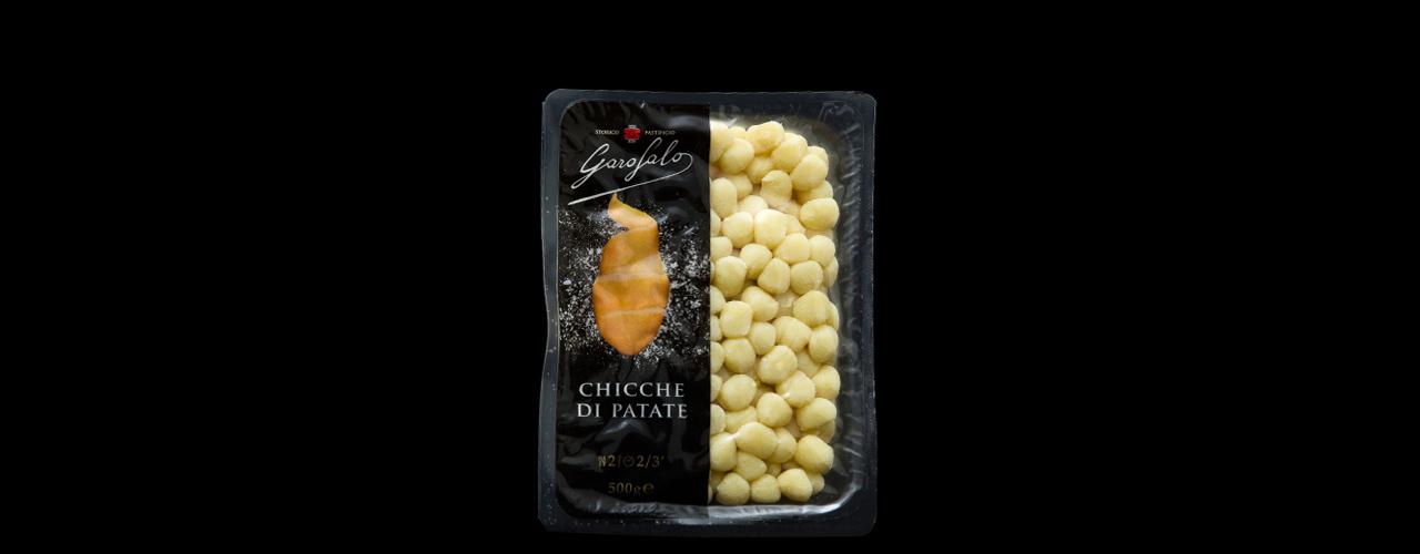 Nhoques de Batatas 8-24 Chicche di Patate