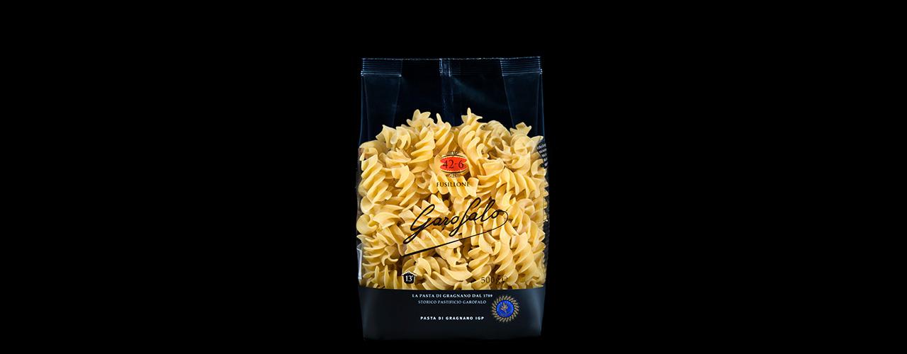 Pâtes courtes 4-62 Fusillone
