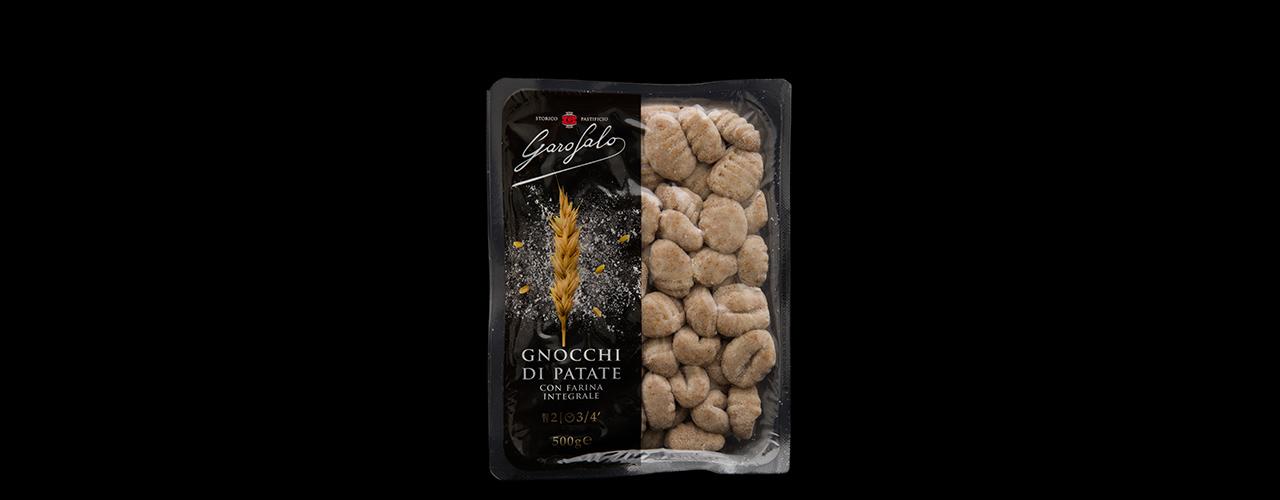 Gnocchi e Chicche   Gnocchi di patate integrali