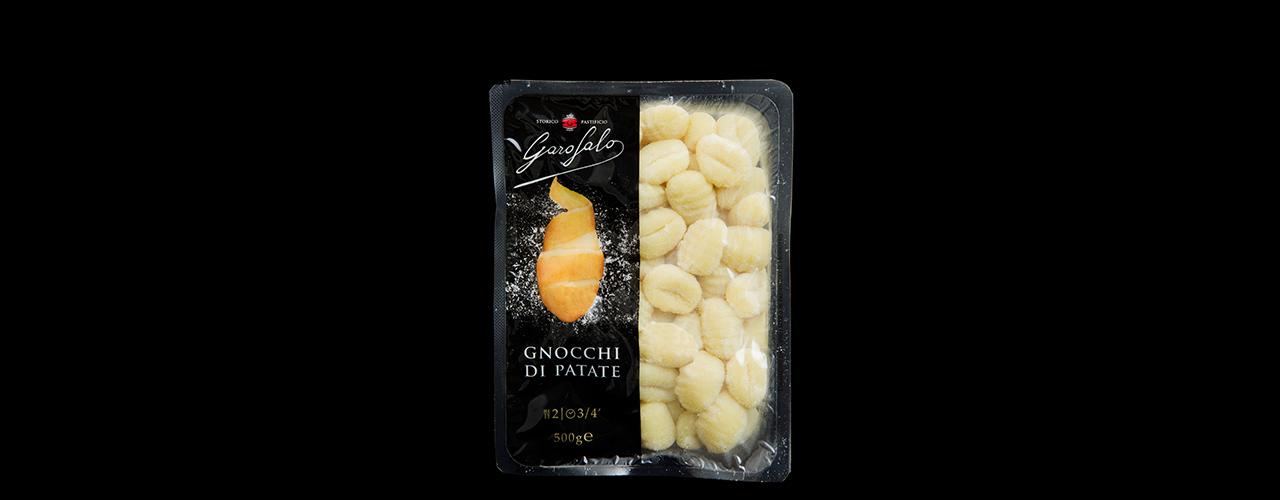 Nhoques de Batatas 8-45 Gnocchi di patate