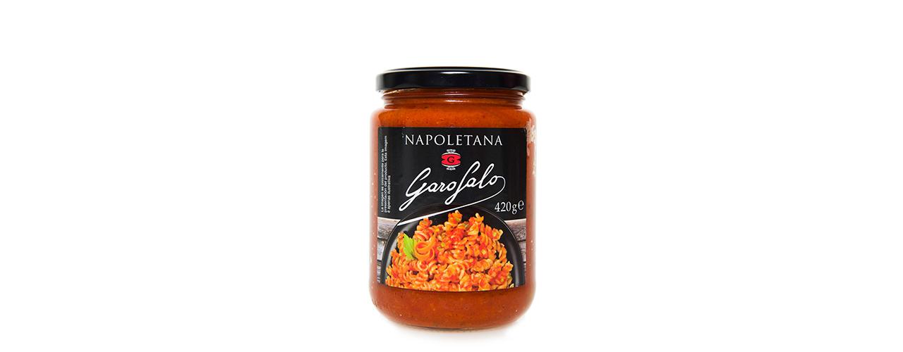 Pasta-Saucen   Pasta Sauce Napoletana