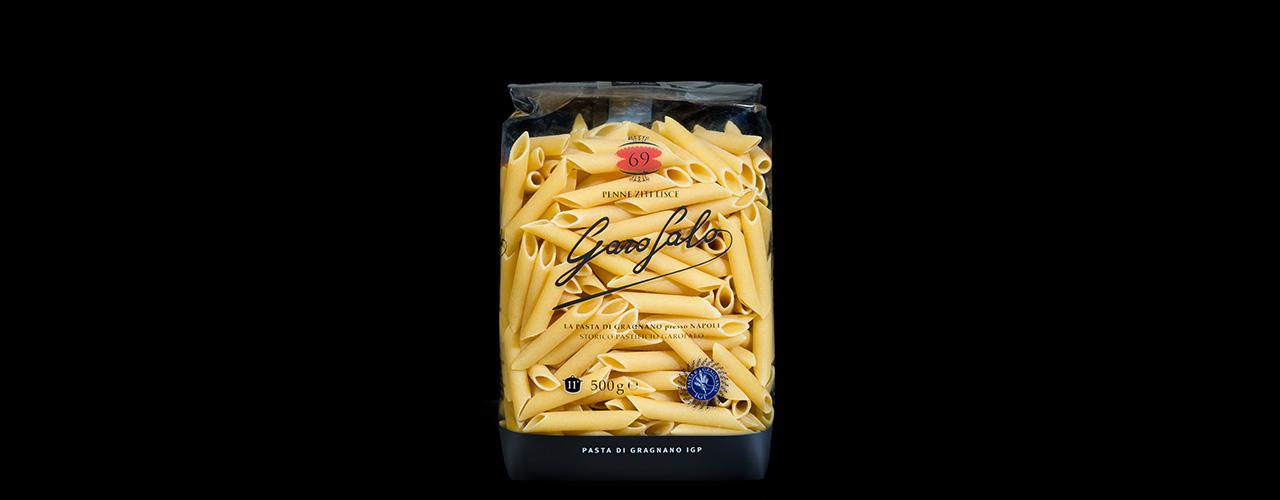 Pasta Corta 69 Penne ziti lisce