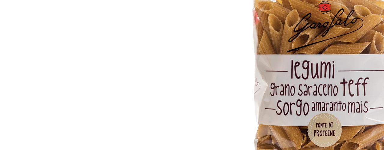 Legumi e cereali senza glutine   Pennoni