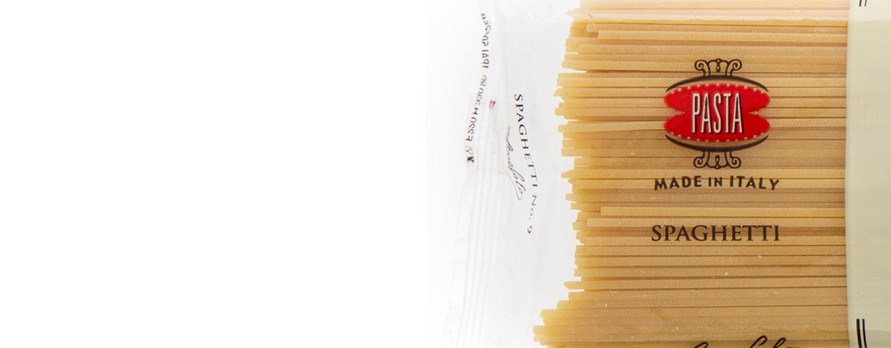Lång Organisk Pasta   Spaghetti