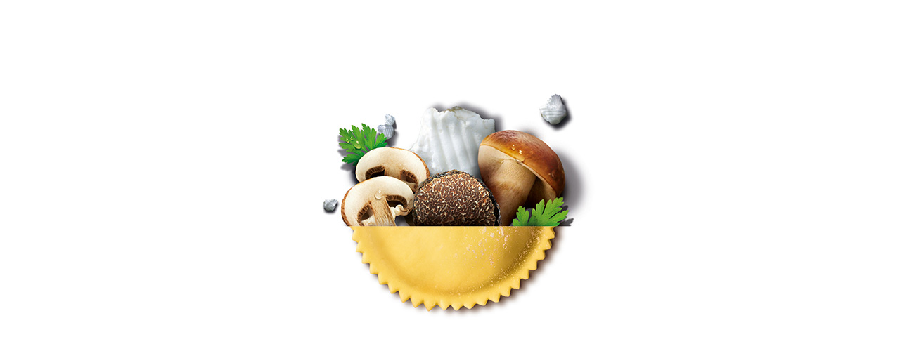 Pâtes Fraîches   Champignons Cèpes et Truffes d'été