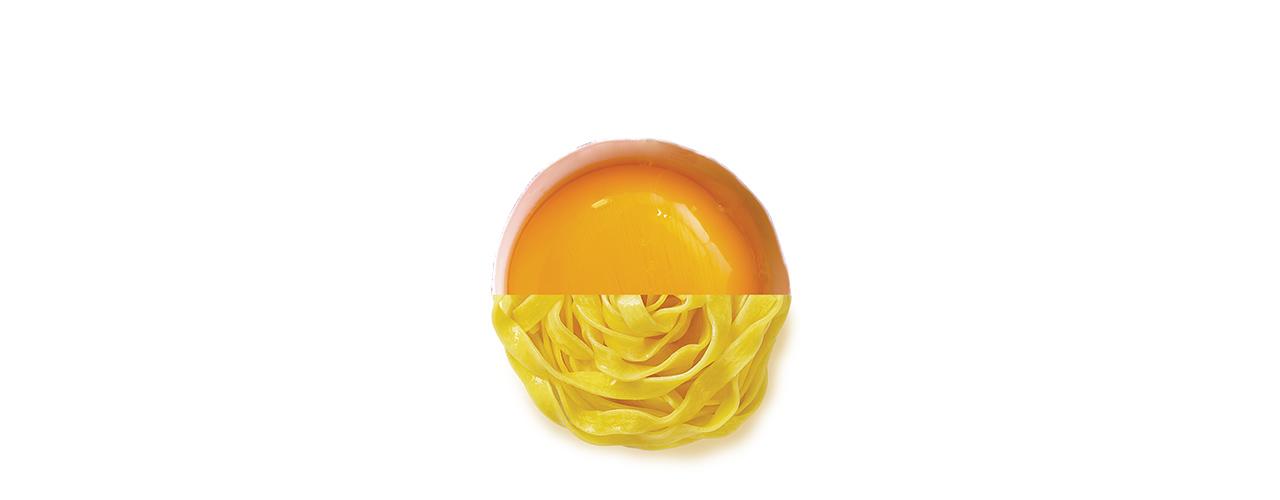 Pâtes fraîches non farcies   Tagliatelle all'uovo