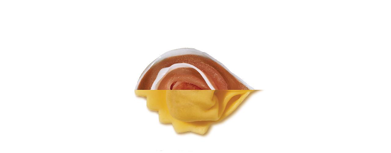 Pâtes fraîches   Tortellini prosciutto crudo