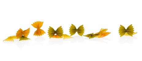 N°37-3 Farfalle Tricolore