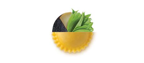 Girasoli Bärlauch all'aglio Orsino