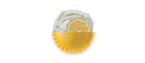 Girasoli mascarpone e limone