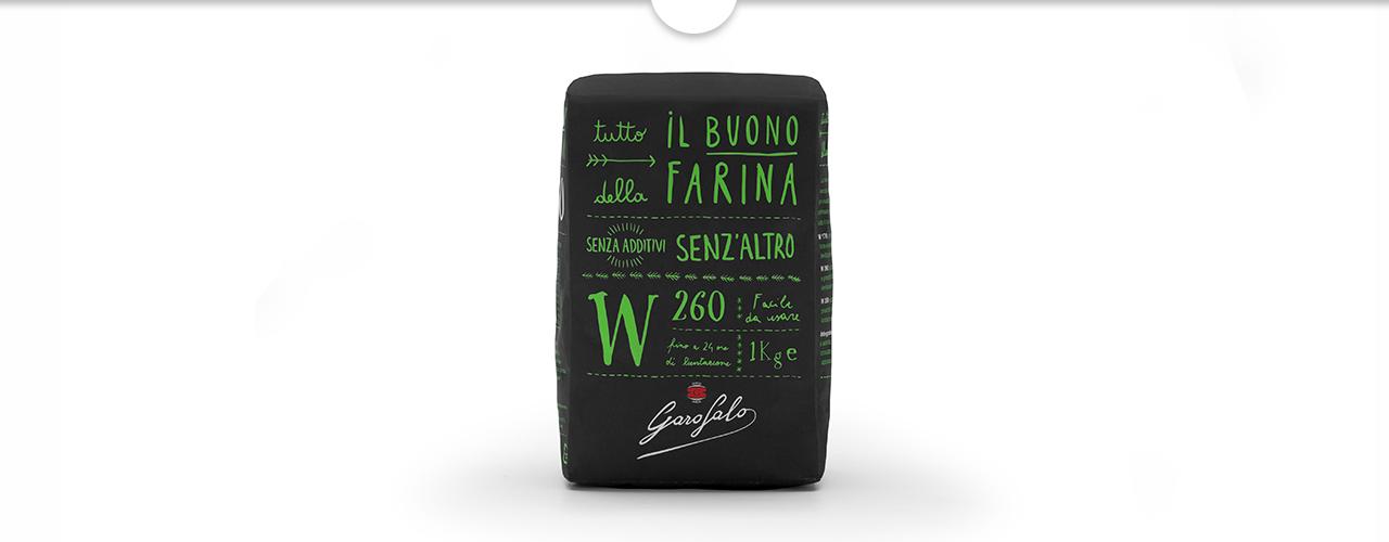 Farine e Semole   Farina W260