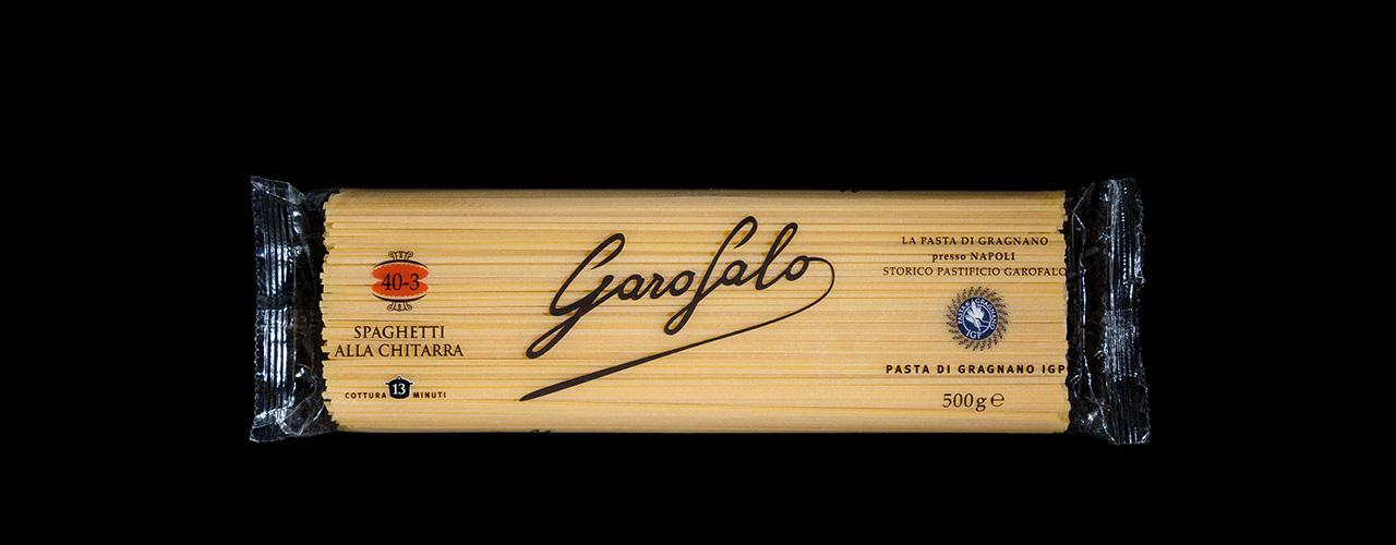 Specialità 40-3 Spaghetti alla chitarra