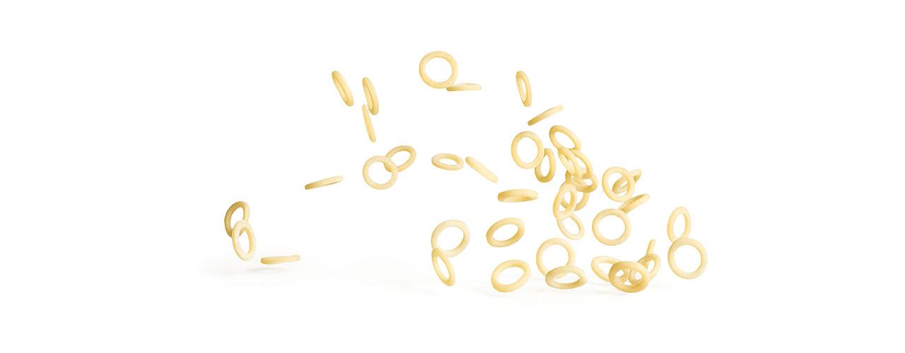 Pasta Corta 52-2 Anellini siciliani