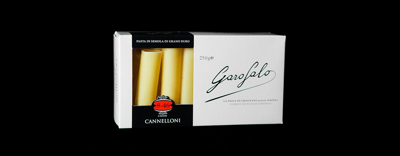 Cortes especiais  8-46 Cannelloni