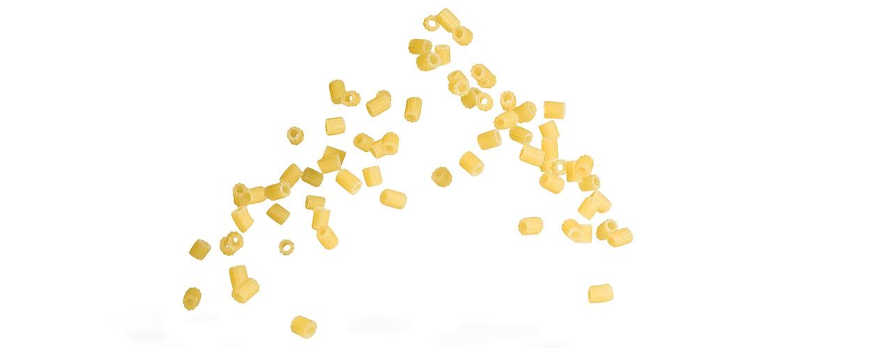 Pasta Corta 55 Ditalini rigati