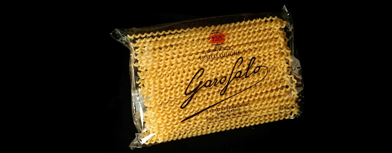 Pasta especial 12-5 Fusilli lunghi