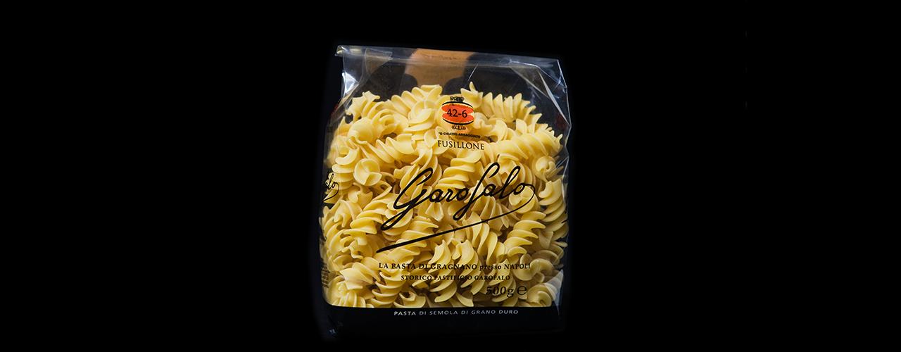 Pasta especial 4-62 Fusillone