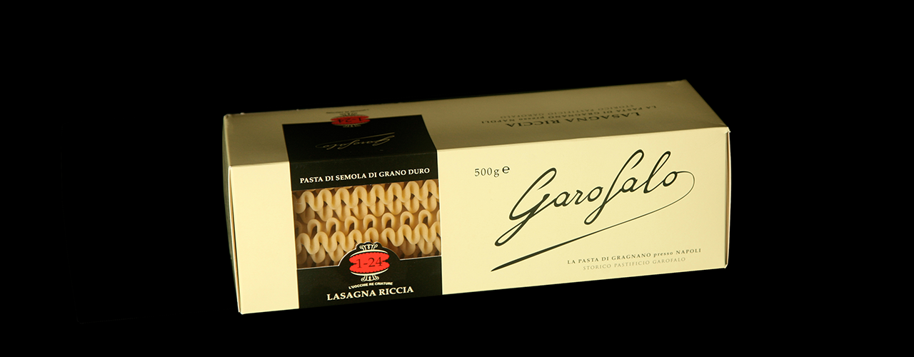 Spécialité 1-24 Lasagna riccia