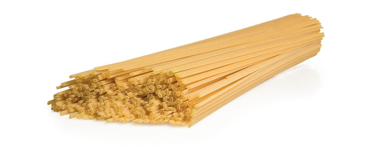 Pâtes longues sans gluten   Linguine