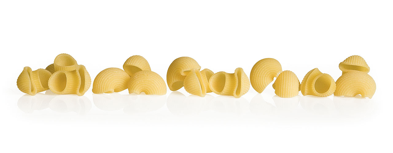 Pasta Corta 90 Lumaca rigata