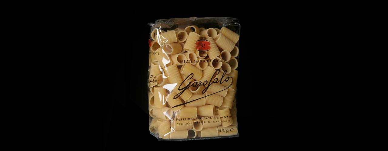 Pasta Corta 32 Mezze maniche rigate