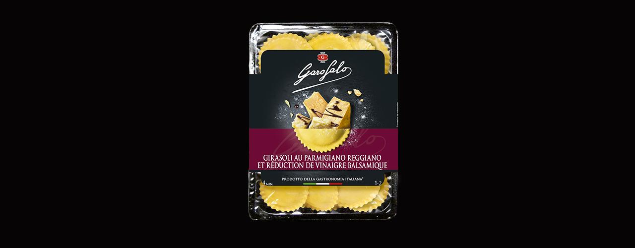 Pâtes Fraîches   Parmigiano Reggiano et Vinaigre Balsamique