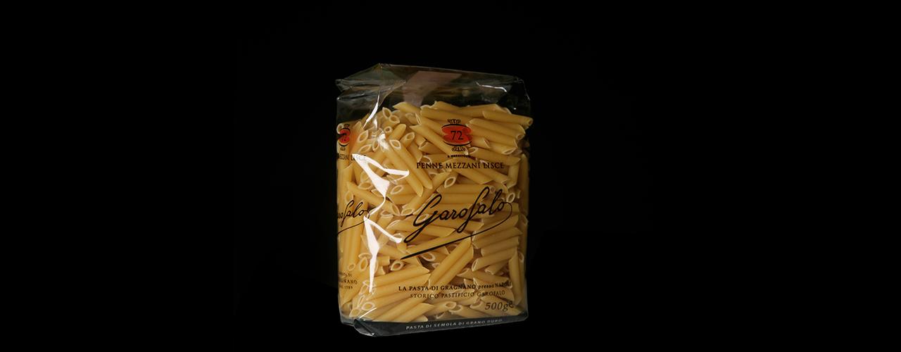 Short Cuts 72 Penne mezzani lisce