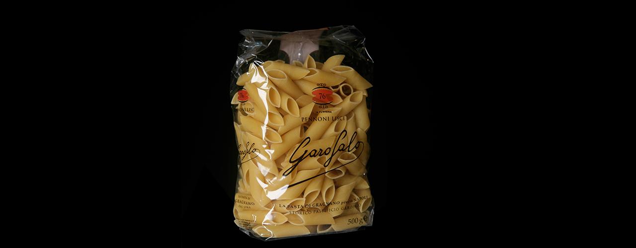 Pasta Corta 76 Pennoni lisci