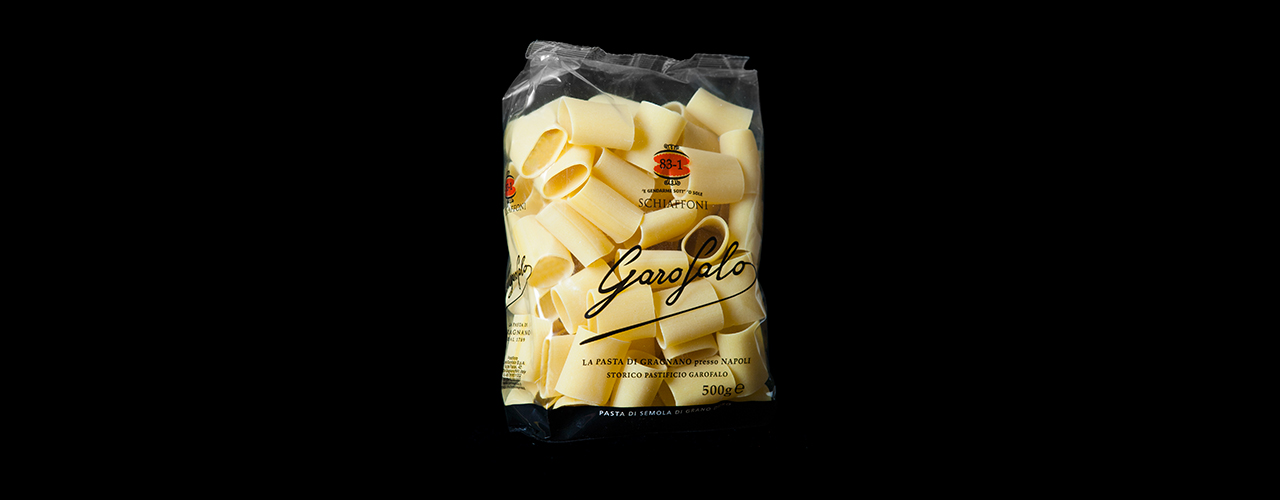 Pasta especial 83-1 Schiaffoni