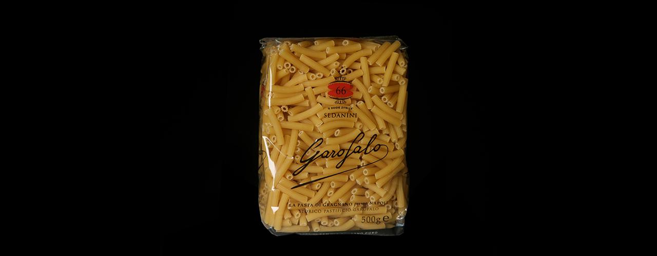Pasta Corta 66 Sedanini