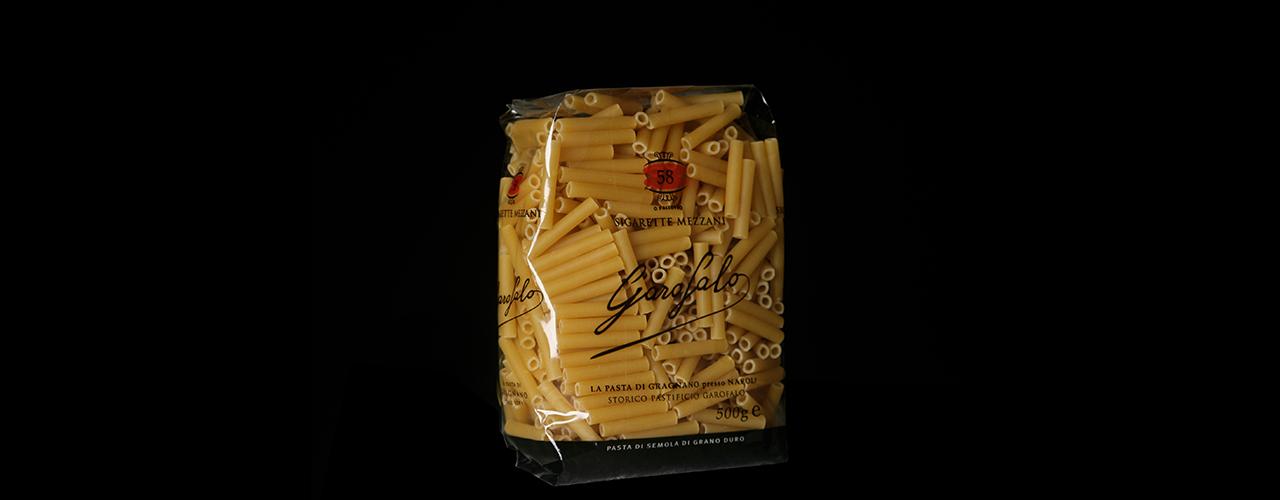 Pasta Corta 58 Sigarette mezzani