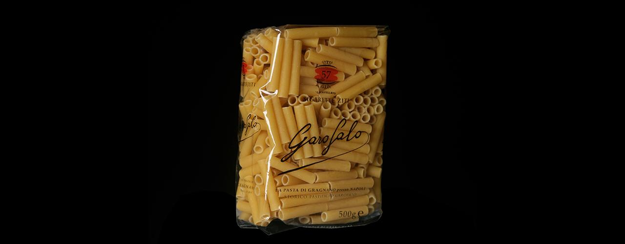 Pasta Corta 57 Sigarette ziti
