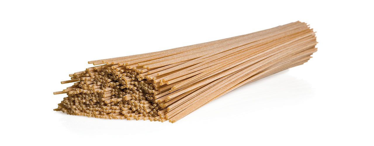 Cortes longos integral 5-09 Spaghetti Integrali