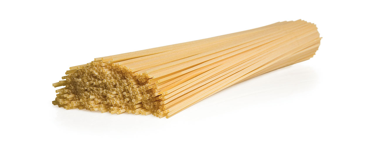 Type of pasta - long   Spaghetti